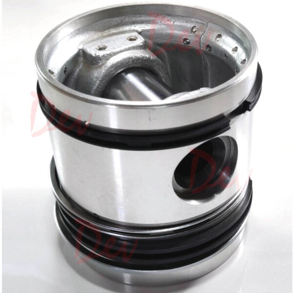 LISTER STW Piston ASSY 570-12840 with Ring 570-12910