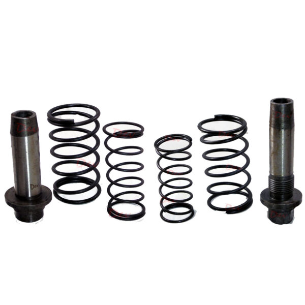 Valve Spring, Inner012-03219, and Outer012-03129 and Valve Guides
