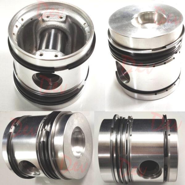 LISTER TS Piston Assembly set 570-12840 & Ring 570-12910