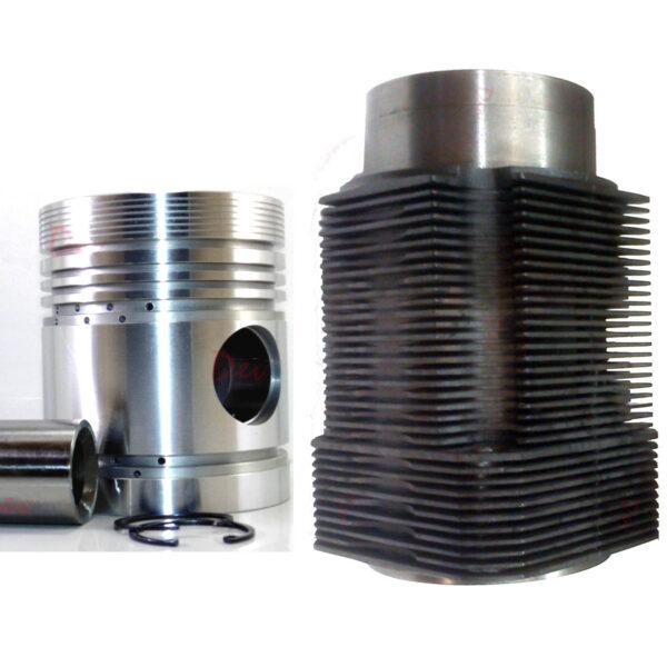 LISTER HR HRW HL Barrel Kit Pt No 353-80971 Piston 572-50122 Set