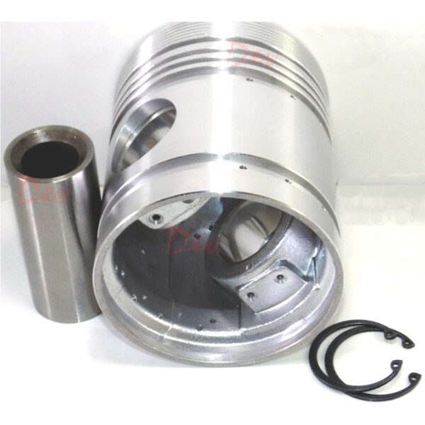 Lister HR Piston 571-100502 with RING SET 572-50622