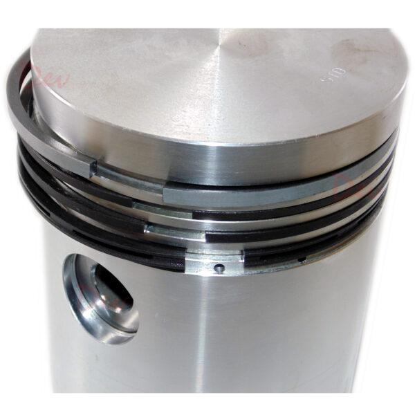 Lister CS 8/1 aluminium piston Pt No 574-10350