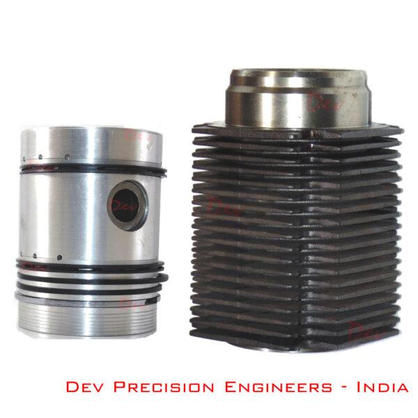 Lister LR Cylinder Barrel Piston KIT PN 201-70110