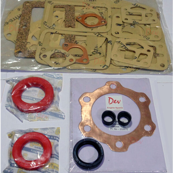 Petter PH & AVA Gasket Set P/N 359503, 334273 and 860-20264